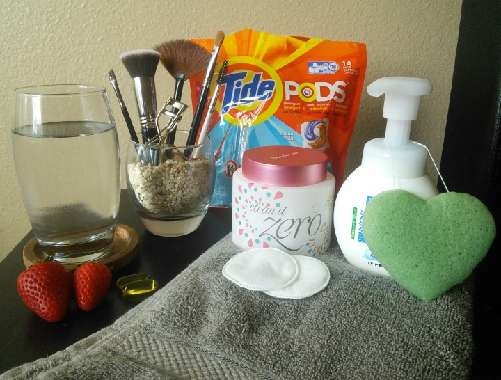 Healthy skin habits