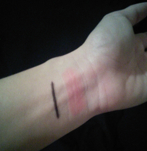 Wrist swatches for Missha Super Aqua Oxygen Micro Visible Deep Cleanser review