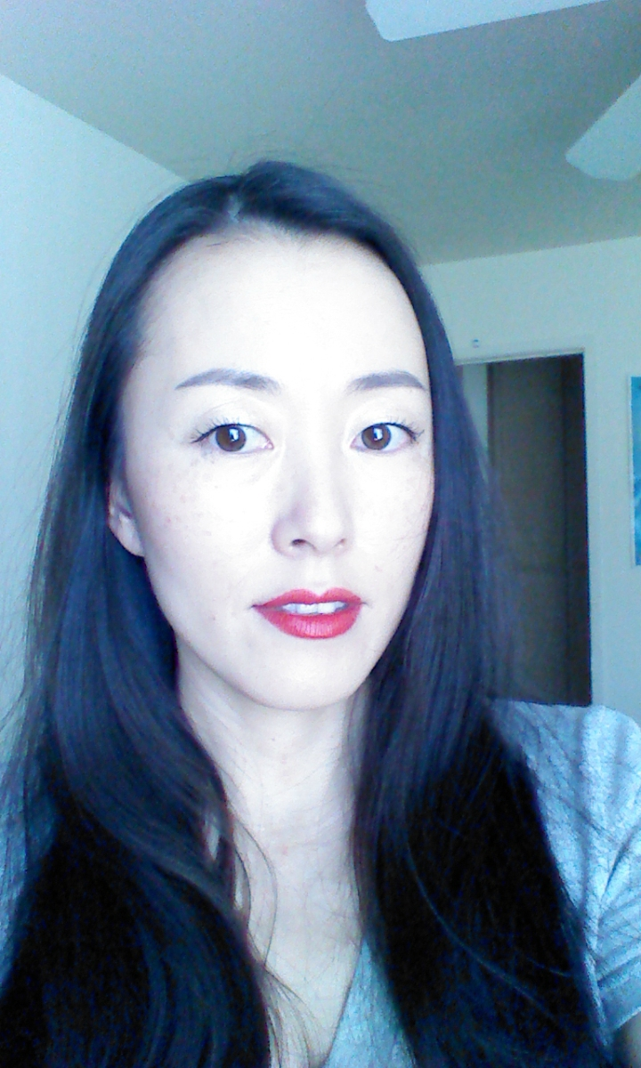 International Face of the Day feat. Japanese mascara, Korean BB cream, and US everythingelse.
