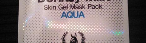 Freeset Donkey Milk Skin Gel Mask Pack Aqua package