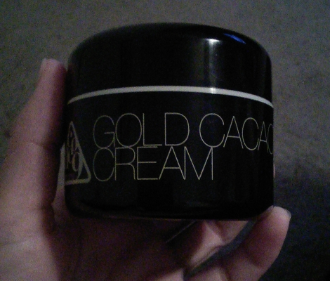 Neogen Gold Cacao heavy moisturizing cream