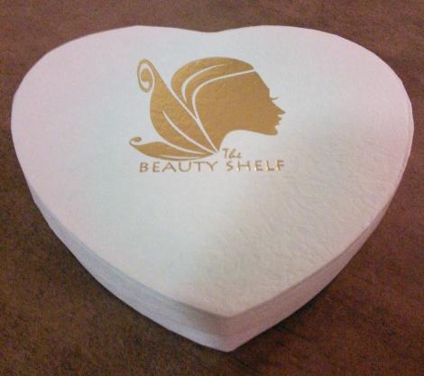The Beauty Shelf konjac sponge box