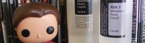 COSRX AHA 7 Whitehead Power Liquid and BHA Blackhead Power Liquid