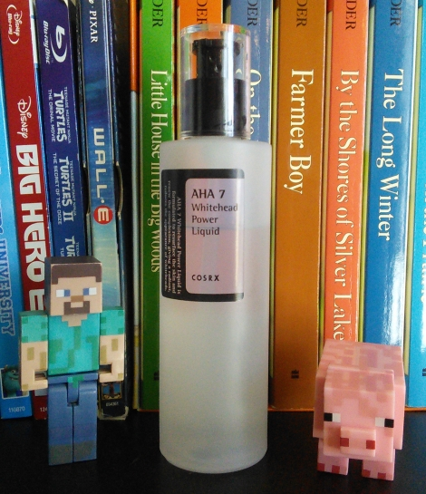 COSRX AHA 7 Whitehead Power Liquid bottle
