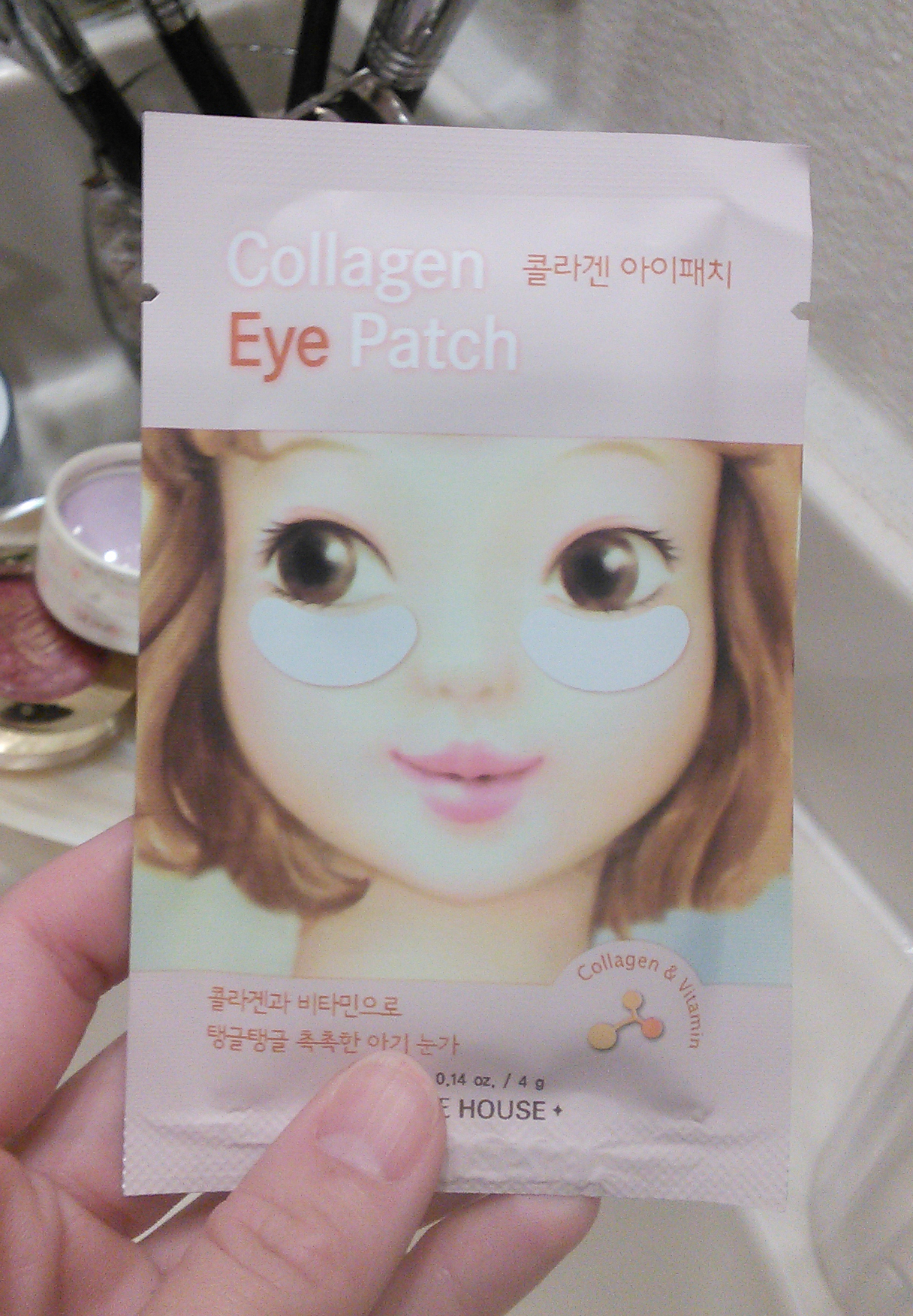 BIOBLISS Eye Patches: First Impression, Demo Review