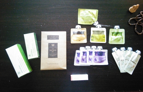 April Innisfree haul