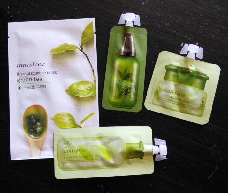 Green Tea Solutions Kit