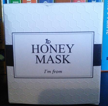 I'm From Honey Mask box