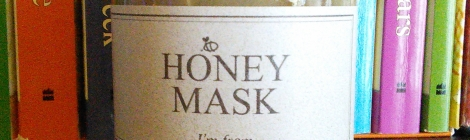 I'm From Honey Mask jar