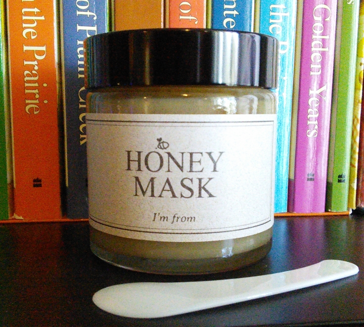 I'm From Honey Mask jar