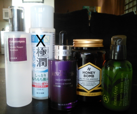 Why I stopped using Hada Labo lotion