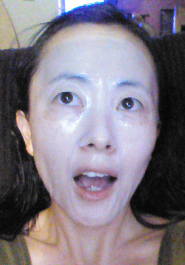 Leaders Insolution brightening mask