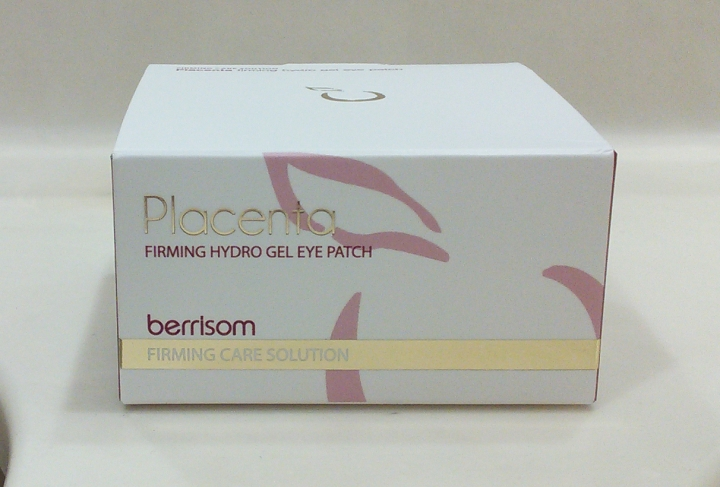 Review: Berrisom Placenta Firming Hydro Gel Eye Patch