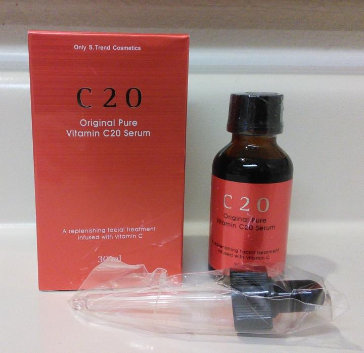 C20 vitamin C serum