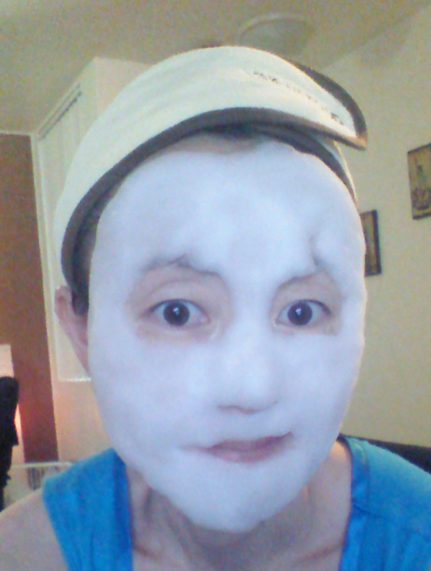 Su:m37 White Award Bubble Detox Mask experience