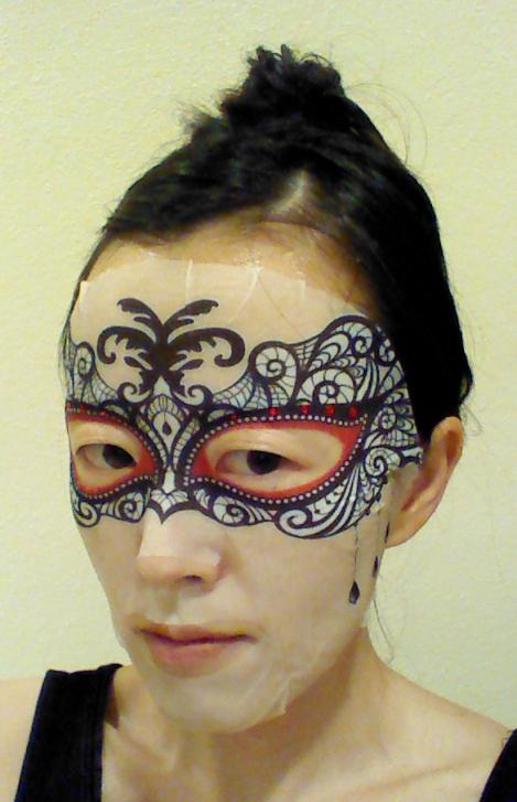 Mediheal Dress Code Mask Black review