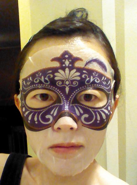 Mediheal Dress Code Mask in Violet