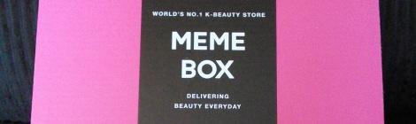 Best Kbeauty shop of 2015 Memebox