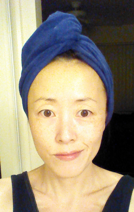 Before pic for review of Lindsay Modeling Rubber Mask