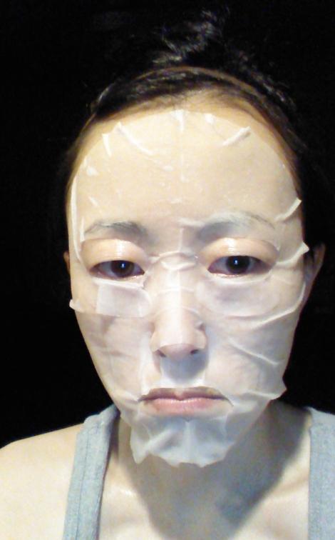 Skin Factory Real Honey Moisturizing Ampoule mask cellulose mask sheet