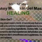 Soo Ae Freeset Donkey Milk Healing mask English information