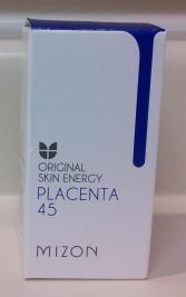 Mizon placenta ampoule box