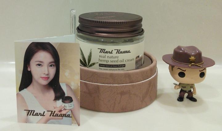 B&B Korea Mari Huana Cream Review