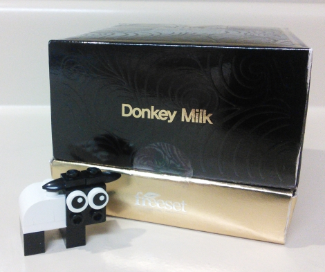 Freeset donkey milk cream review