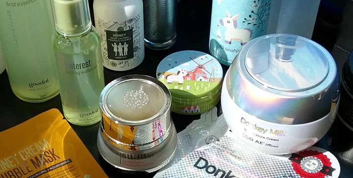Updated Review: Save the Soo Ae Donkey Milk 3D Moisture Cream!