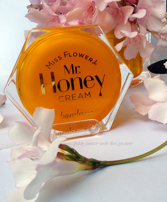 Banila Co Miss Flower Mr Honey moisturizing cream