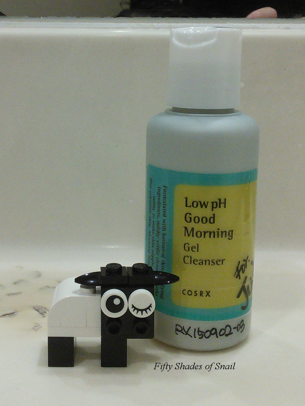 Debut Review Cosrx Low Ph Good Morning Gel Cleanser Fifty Shades