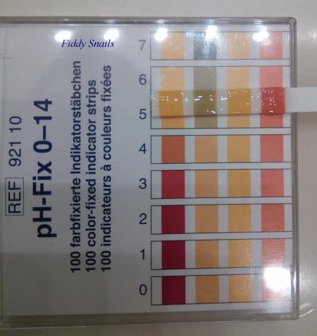 Cosrx gel cleanser pH test