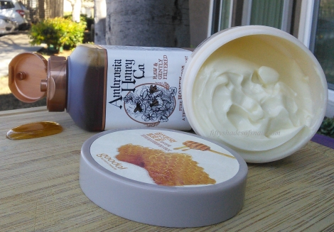 Review of Goodal fermented honey sleeping pack