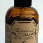 Graymelin Propolis 80 Energy Ampoule bottle