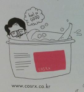 COSRX Mr. Rx graphic