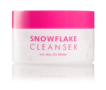 Memebox Nooni Snowflake Cleanser