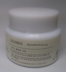 Primera Cleansing Cream Smooth Korean label
