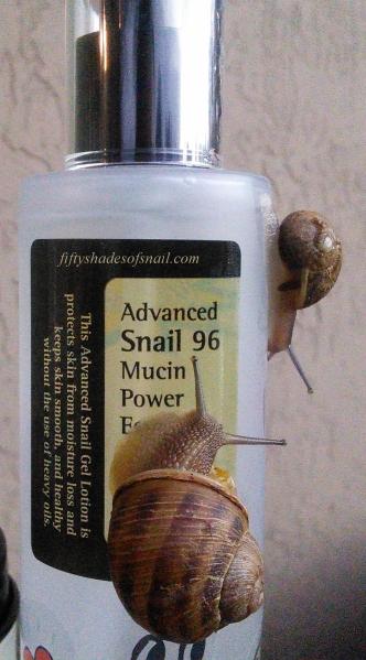 Cosrx Advanced Snail 96 Mucin Power Essence label