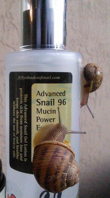 Cosrx Advanced Snail 96 Mucin Power Essence label