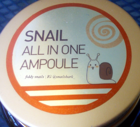 Scinic Snail All In One Ampoule Review
