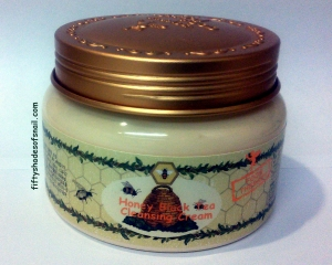 Review of Skinfood Honey Black Tea Cleansing Cream