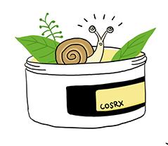 Cosrx snail cream by Triangle Studio