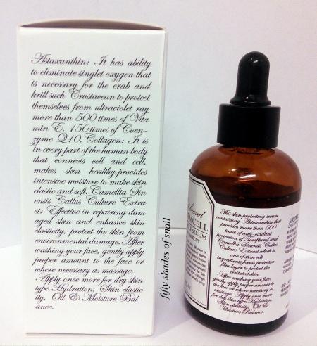 Graymelin anti-aging serum