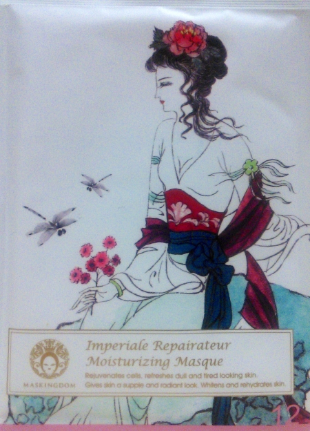 MasKingdom Imperiale Repairateur Moisturizing Masque