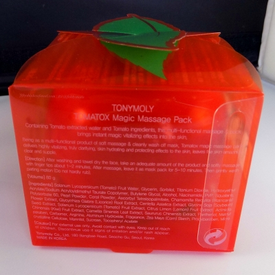 Tony Moly Tomatox Magic Massage Pack