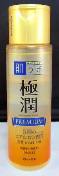 Hada Labo Gokujyun Premium Lotion