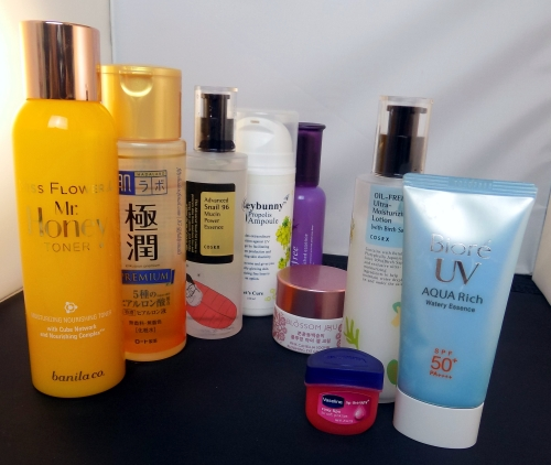 COSRX Oil-Free Ultra-Moisturizing Lotion in skincare routine