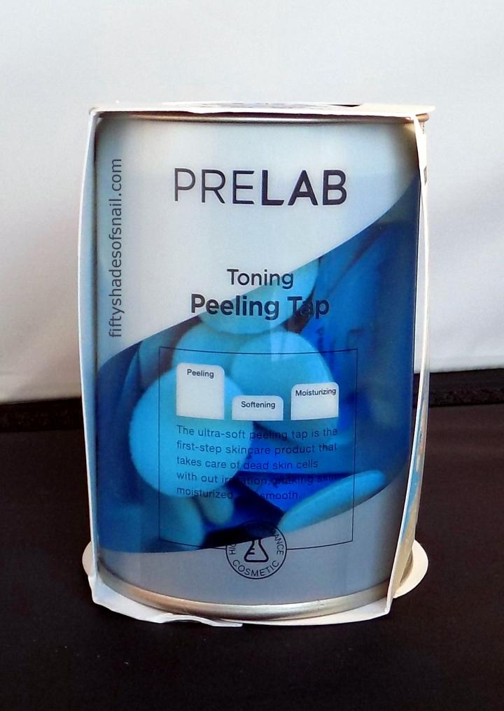 Prelab Peeling Toning Tap