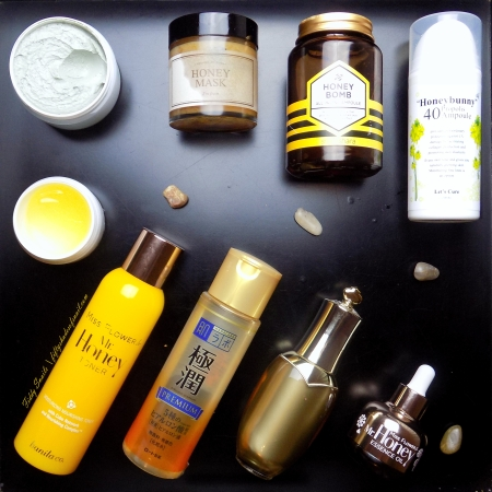 Dry skin rescue routine