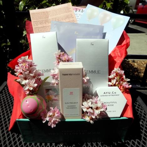Beautibi Spring Fling Box